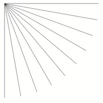 ISPアルゴリズムによる画像縮小結果画像